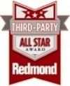 Redmond Magazine All-Star Award